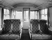 Cravens DMU first class works photo