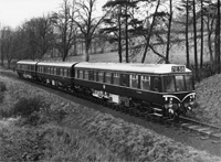 BR Derby Class 107 Works Photograph 60-837