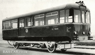AC Cars Railbus