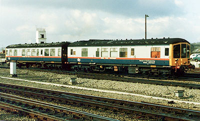 Ultrasonic Test Train at Reading