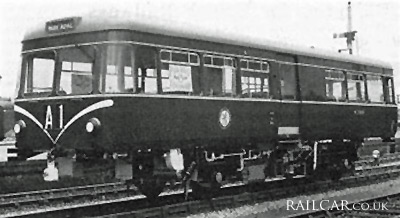 Park Royal Railbus