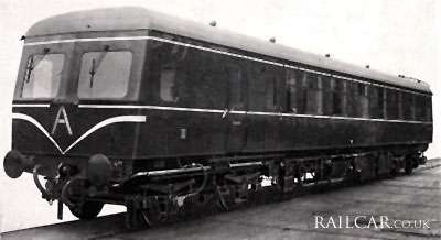 Swindon Inter-City DMU