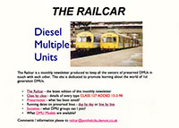 1998 railcar.co.uk