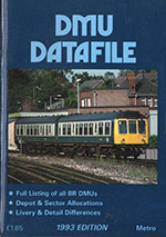 1993 DMU Datafile cover