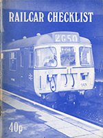 WLS Railcar Checklist cover